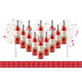 12 Bottles of Capewood White Zinfandel 2012