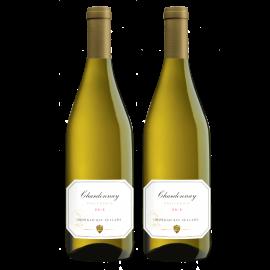 2 bottles of Morgan Bay Chardonnay 2012