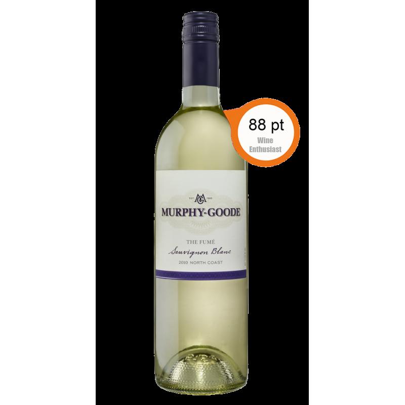 2 bottles of Murphy-Goode Fume Sauvignon Blanc 2012